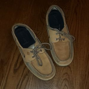 Sperry Billfish boat shoes